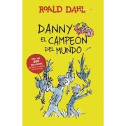 Danny El Campeon del Mundo / Danny the Champion of the World by Roald Dahl