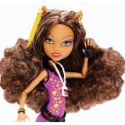 Papusa Clawdeen Wolf - Monster High Music Festival