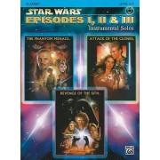 Star Wars Episodes I, II & III Instrumental Solos: Clarinet by Bill Galliford