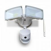 Projetor LED 18W 600Lm c/ Sensor/Câmara/Wi-Fi 6000K w