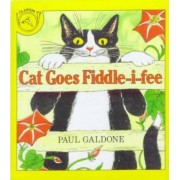 Cat Goes Fiddle-I-Fee by Paul Galdone