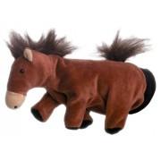 Marioneta de mano caballo
