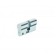 ABUS Blindzylinder mattvernickelt PZ-Lochung 90 mm