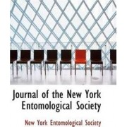 Journal of the New York Entomological Society by New York Entomological Society