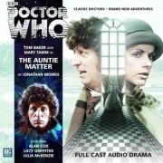 The Auntie Matter by Jonathan Morris