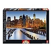 Educa 16290 Puzzle - City of Skyscraper (1000 Pieces)