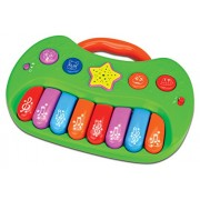 The Learning Little Journey Piano Tunes Music Set, Multi