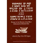 People of the Plains and Mountains by Ray Allen Billington