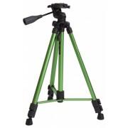 Rollei Fotopro DIGI 9300 stand cu cap 3D + geantă (verde)