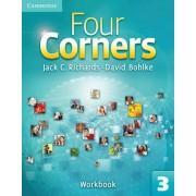 Four Corners Level 3 Workbook by Jack C. Richards