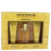 Coty Stetson Cologne 1.5 oz / 44.4 mL + After Shave Lotion 2.5 oz / 74 mL + All Purpose Lotion 2.5 oz / 74 mL 497122