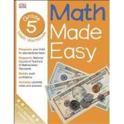 Math Made Easy: Fifth Grade by John Kennedy