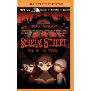 Scream Street: Fang of the Vampire (Book #1)