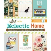 The Custom Art Collection: Art for the Eclectic Home by Jamin Mills