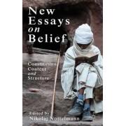 New Essays on Belief by Nikolaj Nottelmann