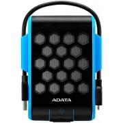 """HDD Extern A-DATA HD720, 2.5"""", 2TB, USB 3.0, rezistent la apa si socuri (Albastru)"""