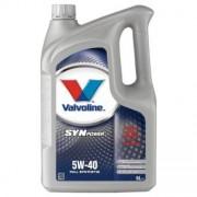 Valvoline SynPower 5W-40 Motoröl 5 Liter Kanne