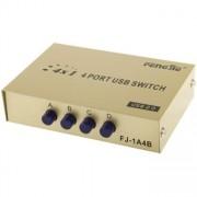 USB switch 4-portars