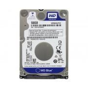"""500GB 2.5"""" SATA III 16MB 5.400rpm WD5000LPCX Blue"""