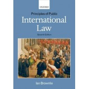Principles of Public International Law by Barrister Ian Brownlie QBE, Q.C.