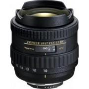 Obiectiv Foto Tokina 10-17mm f3.5-4.5 ATX DX fisheye pt Canon