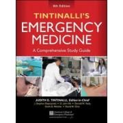 Tintinalli's Emergency Medicine: A Comprehensive Study Guide by Judith E. Tintinalli