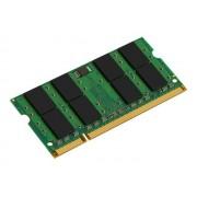 Kingston - DDR2 - 1 Go - SO DIMM 200 broches - 667 MHz / PC2-5300 - CL5 - 1.8 V - mémoire sans tampon - non ECC - pour Apple iMac; MacBook; MacBook Pro