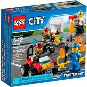 LEGO City Set de Introducción: Bomberos - juegos de construcción (Niño, Multicolor, Fire Rescue)