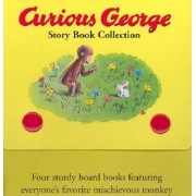 Curious George Story Book Collection Box Set by H.A. Rey