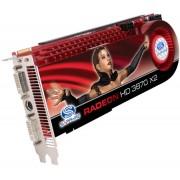 Placa video: ATI RADEON 3870X2; 768 MB; PCI-E 16x; 2 x DVI-I; REF