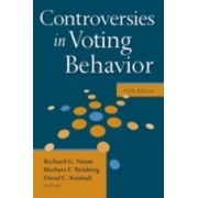 Controversies in Voting Behavior by Richard G. Niemi