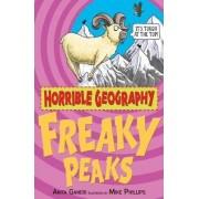Freaky Peaks by Anita Ganeri