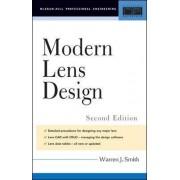 Modern Lens Design by Warren J. Smith