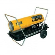 Tun de caldura cu ardere directa 44 kW Master B 150 CED