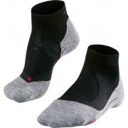 Falke RU 4 Cushion Hardloopsokken grijs/zwart 2017 Sokken