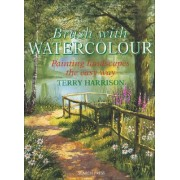 Brush with Watercolour by Terry Harrison