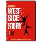 West Side Story - Poveste din catierul de vest (DVD)