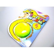 Twisty Wriggly Magic Worm - A fun toy for all ages (Blue) (Yellow)