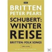 Schubert / Britten - Winter Reise / Folk Songs (0044007432570) (1 DVD)