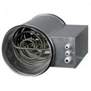 Baterie de incalzire electrica rotunda Vents NK 315-3,6-3