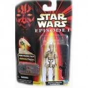 Star Wars Episode 1 Dirty Battle Droid Action Figure