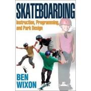 Skateboarding by Ben Wixon