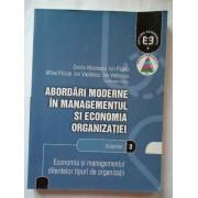 Abordari Moderne In Managementul Si Economia Organizatiei Vol. 2 - Colectiv