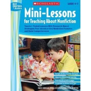 Mini-Lessons for Teaching about Nonfiction by Diane Farnham
