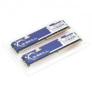 Memorie G.Skill PQ Series 4GB (2x2GB) DDR2 PC2-6400 CL5 1.8~1.9V 800MHz Dual Channel Kit, F2-6400CL5D-4GBPQ