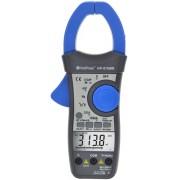 HOLDPEAK 870MR Digitális lakatfogó VAC VDC AAC ADC ellenállás kapacitás frekvencia 10MHz-ig.