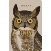 Natural Histories Journal: Owl by American Museum of Natural History