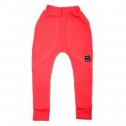 Pantaloni lungi Class - rosu, 2-4 ani