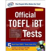 Official TOEFL iBT (R) Tests Volume 1 by Educational Testing Service