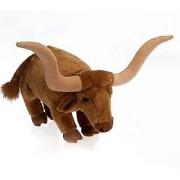 12 Longhorn Bull Plush Stuffed Animal Toy by Fiesta Toys